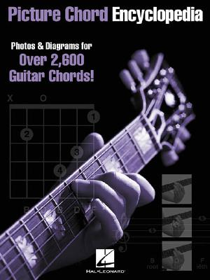 Picture Chord Encyclopedia: 9 Inch. X 12 Inch. Edition - Hal Leonard Publishing Corporation (Creator)