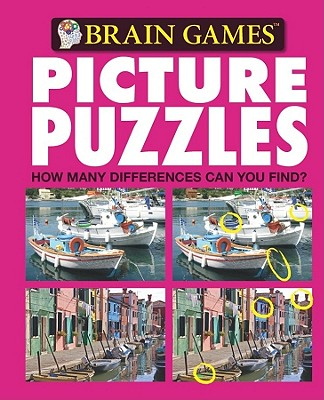 Picture Puzzle 8 - Publications International (Creator)