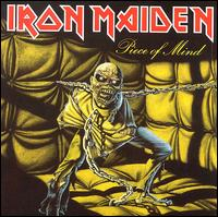 Piece of Mind - Iron Maiden