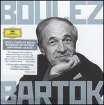 Pierre Boulez Conducts Bart�k