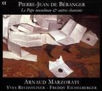 Pierre-Jean de B�ranger: Le Pape Musulman & Autres Chansons