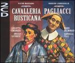 Pietrro Mascagni: Cavalleria Rusticana; Ruggero Leoncavallo: Pagliacci