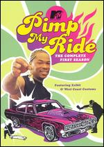 Pimp My Ride: The Complete First Season [3 Discs] -