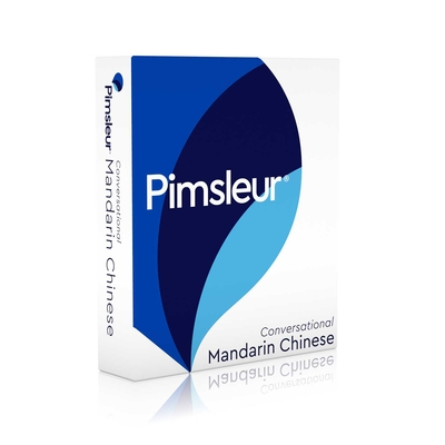 Pimsleur Chinese (Mandarin) Conversational Course - Level 1 Lessons 1-16 CD: Learn to Speak and Understand Mandarin Chinese with Pimsleur Language Programs - Pimsleur