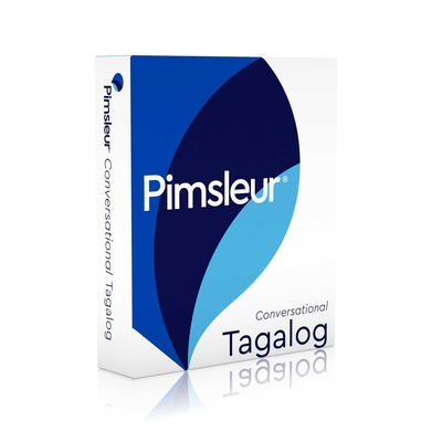 Pimsleur Tagalog Conversational Course - Level 1 Lessons 1-16 CD: Learn to Speak and Understand Tagalog with Pimsleur Language Programs - Pimsleur