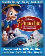 Pinocchio [70th Anniversary Platinum Edition] [French] [Blu-ray]