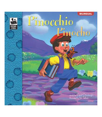 Pinocchio/Pinocho - Ottolenghi, Carol, and Talbot, Jim