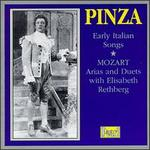 Pinza: Early Italian Songs