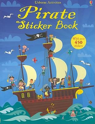 Pirate Sticker Book - Watt, Fiona