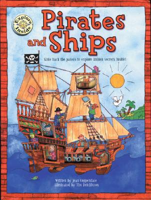 Pirates and Ships - Coppendale, Jean