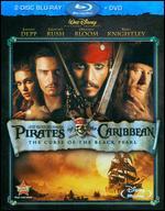 Pirates of the Caribbean: The Curse of Black Pearl [3 Discs] [Blu-ray/DVD] - Gore Verbinski