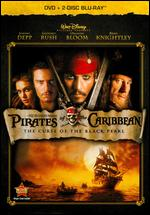 Pirates of the Caribbean: The Curse of the Black Pearl [3 Discs] [DVD/Blu-ray] - Gore Verbinski
