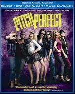 Pitch Perfect [Includes Digital Copy] [UltraViolet] [With Pitch Perfect 2 Movie Cash] [Blu-ray/DVD]