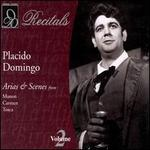 Plácido Domingo Sings Arias & Scenes, Vol. 2