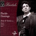 Plácido Domingo Sings Arias & Scenes, Vol. 2