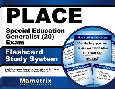 Place Special Education Generalist (20) Exam Flashcard Study System: Place Test Practice Questions & Exam Review for the Program for Licensing Assessments for Colorado Educators - Editor-Place Exam Secrets