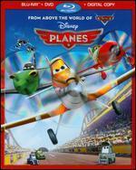 Planes [2 Discs] [Includes Digital Copy] [Blu-ray/DVD]