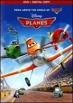 Planes [Includes Digital Copy] - Klay Hall