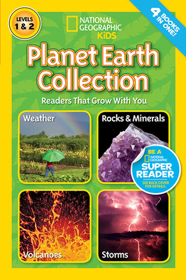 Planet Earth Collection: Readers That Grow with You - National Geographic Kids