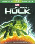 Planet Hulk [Special Edition] [Includes Digital Copy] [Blu-ray] - Sam Liu