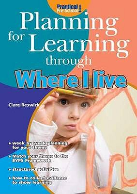 Planning for Learning Through Where I Live - Linfield, Rachel Sparks