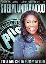 Platinum Comedy Series: Sheryl Underwood - Too Much Information [Deluxe Edition] [DVD/CD]