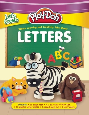 Play-Doh Let's Create: Letters - Amerikaner, Susan