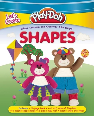 Play-Doh Let's Create: Shapes: Where Learning and Creativity Take Shape - Amerikaner, Susan