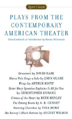 Plays from the Contemporary American Theater - McNamara, Brooks (Introduction by)