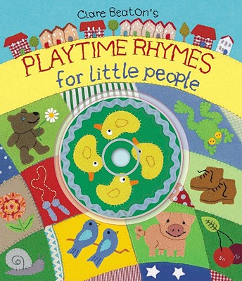 Playtime Rhymes for Little People - Beaton, Clare