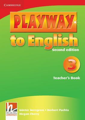 Playway to English, Level 3 - Gerngross, Gunter, and Puchta, Herbert
