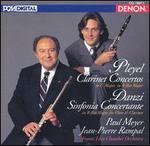 Pleyel: Clarinet Concertos; Danzi: Sinfonia Concertante