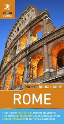 Pocket Rough Guide Rome - Dunford, Martin