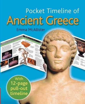 Pocket Timeline of Ancient Greece - McAllister, Emma