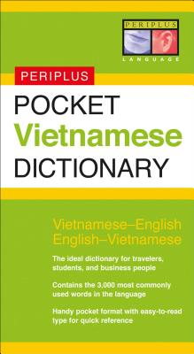 Pocket Vietnamese Dictionary: Vietnamese-English English-Vietnamese - Wilkinson, Benjamin