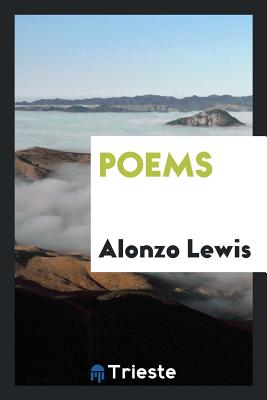 Poems - Lewis, Alonzo