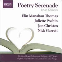 Poetry Serenade - Elin Manahan Thomas (vocals); Jon Christos (vocals); Juliette Pochin (vocals); Nicholas Garrett (vocals);...