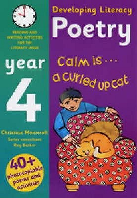 Poetry: Year 4: Reading and Writing Activities for the Literacy Hour - Barker, Ray, and Moorcroft, Christine