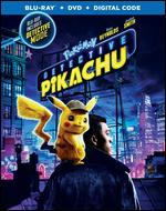 Pokémon Detective Pikachu [Includes Digital Copy] [Blu-ray/DVD] - Rob Letterman