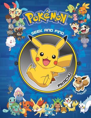 Pokémon Seek and Find - Pikachu - Viz Media