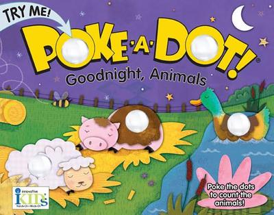 Poke-A-Dot Good Night Animals - Innovative Kids