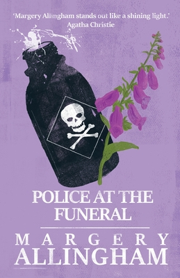 Police at the Funeral - Allingham, Margery