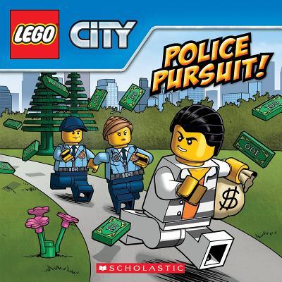 Police Pursuit! (Lego City) - Rusu, Meredith