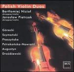 Polish Violin Duos