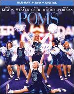 Poms [Includes Digital Copy] [Blu-ray/DVD]