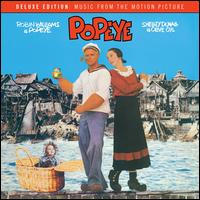 Popeye [Original Soundtrack] - Original Soundtrack