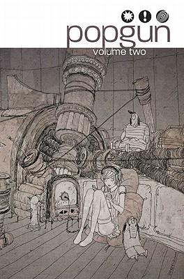 Popgun, Volume 2 - Haspiel, Dean, and Ottley, Ryan, and Kolchaka, James