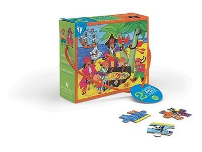 Port Side Pirates Puzzle - Seaworthy, Oscar