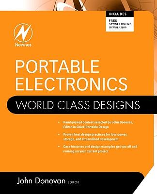 Portable Electronics: World Class Designs - Donovan, John (Editor)