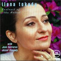 Portrait Of The Artist - Ilona Tokody (soprano); José Carreras (tenor); Jozsef Simandy (tenor)